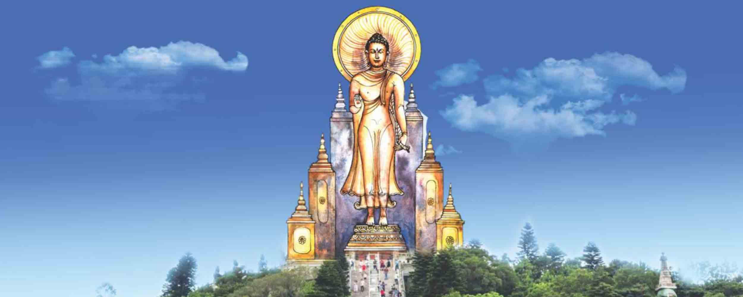 Nobinchera-mahabodhi BUDDHA