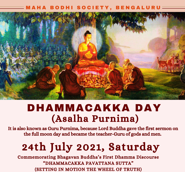 1-Dhammacakka-Pavattana-Sutta-Day